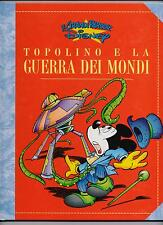 LE GRANDI PARODIE DISNEY N.39 TOPOLINO E LA GUERRA DEI MONDI war of the worlds