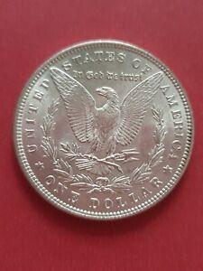 1882 Morgan Silver Dollar United States of America USA BU (900 Silver)