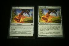 Swiftfoot Boots x 2 - Magic 2012 & Commander 2014 - NM- MTG Magic the Gathering