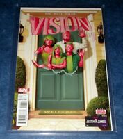 VISION #1 1st print 1st app VIV MARVEL 2016 TOM KING WANDA VISION DISNEY PLUS +
