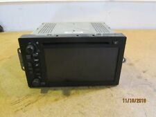 2003 2004 2006 GM GMC Chevy Silverado Trailblazer Envoy H2 CD Navigation RADIO