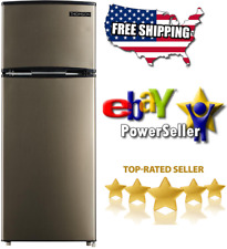 Thomson 7.5 cu. ft. Top-Freezer Refrigerator (TFR725) ****NEW****