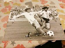 POLAND - ARGENTINA, 3:2, WORLD CUP 1974, JERZY GORGON, MARIO KEMPES, PHOTO