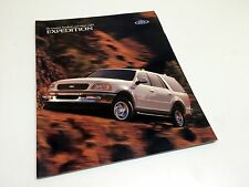 1998 Ford Expedition Brochure USA