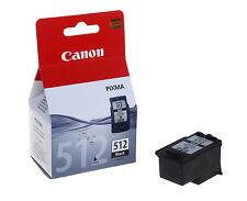 CARTUCCIA CANON PG 512 NERO 15ml ORIGINALE PIXMA IP2702 MX360 MP252 MP272