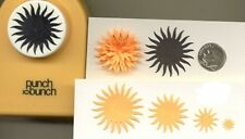 Large Sun Paper Punch by Punch Bunch Quilling-Scrapbooking-Cardcrafting