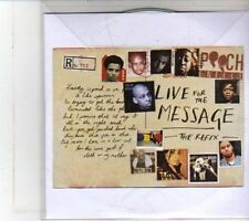 (DS101) Speech Debelle, Live For The Message - 2012 DJ CD