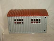 TINPLATE EARLY GARAGE SOMETHING DIFFERENT USED VINTAGE