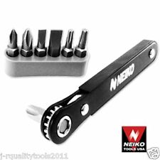 MINI RT RIGHT ANGLE RATCHETING SCREWDRIVER TOOL SET