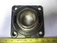 Fafnir Timken YCJ 1 15/16 Four-Bolt Flanged Units Setscrew Locking