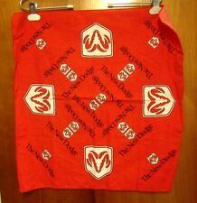 DODGE RAM hood ornament biker bandana 1990s handkerchief pick-up trucks doo-rag