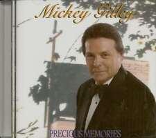 New: MICKEY GILLEY - Precious Memories (Country/Gospel/Honky-Tonk) CD