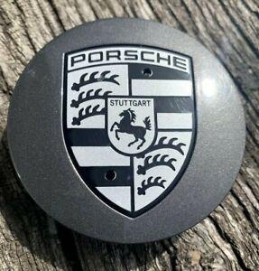 Porsche Cayman Boxster 981 911 Radnabendeckel Nabendeckel Grau 7L5601149A
