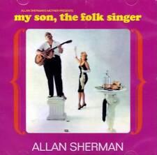 ALLAN SHERMAN - MY SON, THE FOLK SINGER (NEW SEALED CD)