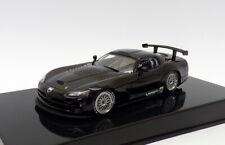 Autoart 1/43 Scale 60421 - Dodge Viper Competion Coupe - Black