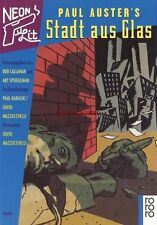 Comic-Callahan, Bob/spiegelman, tipo: Paul austers ciudad de vidrio-nuevo