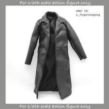 Hot Toys TMS004 Marvel Daredevil Punisher Figure BLACK COAT 1/6 Scale