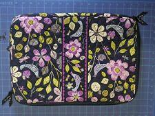 """Vera Bradley Retired 17"""" Laptop Sleeve in Floral Nightingale"""