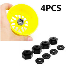 17mm To 12mm Hex Adapter Covent for TRAXXAS 1/10 RC Short Course Truck Tires
