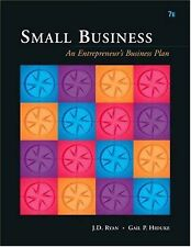 Small Business: An Entrepreneur's Business Plan (Available Titles CengageNOW)
