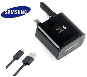 SAMSUNG FAST CHARGER/CAR CHARGER Samsung Galaxy S8 S8PLUS /S9 S9 Plus + Type C