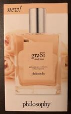Philosophy Pure Grace Nude Rose Cologne Spray EDT (2 oz/60ml) Brand New/No Box