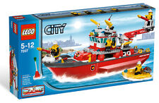 LEGO City Fire Boat (60109) New In Box And Factory Sealed