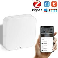 Tuya ZigBee Smart Gateway Hub Smart Haus BrüCke Tuya Smart Leben APP Drahtl W1M2