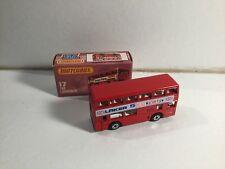 Matchbox Superfast 75 Series Number 17 The Londoner Bus MIB