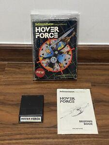 Hover Force Intellivision Complete CIB