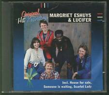 MARGRIET ESHUYS & LUCIFER Original Hit Recordings 1995 CD HOUSE FOR SALE