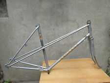 PEUGEOT PK65 REYNOLDS 531 CADRE VELO MIXTE RANDONNEUSE ROAD BICYCLE FRAME 52