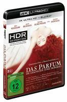 Das Parfum Die Geschichte Eines Morders (4K Ultra HD+Blu-ray, 2-disc, REGION B)