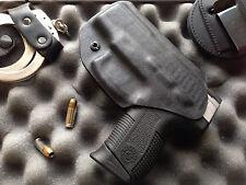Taurus PT111/140 pro millennium IWB right handed concealment black kydex holster