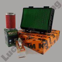 Service kit KTM Duke 125 ABS 17-19 oil and air filter Spark plug NO OIL 18