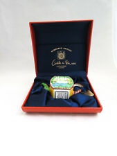 Numbered Edition Charlotte Di Vita Miniature Teapot in Original Box With Tag