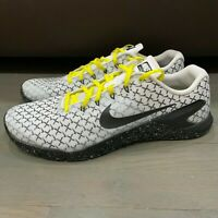 Nike Metcon 4 X-fit Games Men's 14 Training Shoes AO2806-107 White Black New