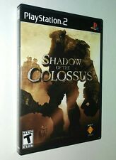 PS2 Shadow of the Colossus original release excellent condition & complete