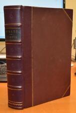 1608 Andrew Willett 'Hexapla - Exodus' FINE BINDING Bible Christian Theology