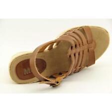 Zapatos de tacón de mujer de color principal marrón Talla 39