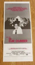 THE STAR CHAMBER ORIGINAL 1983 CINEMA DAYBILL MOVIE FILM POSTER Michael Douglas