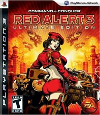 *NEW* Command & Conquer: Red Alert 3 Ultimate Edition - PS3