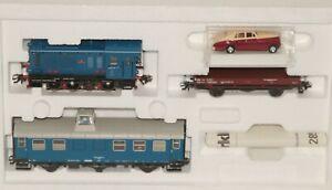 """Märklin H0  28502   Zugpackung """"Royal Corps of Transportation"""" in OVP"""
