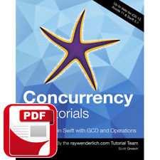 New ListingConcurrency by Tutorials 2nd Edition
