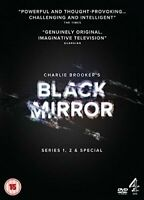Black Mirror - Series 1-2 and Special [DVD][Region 2]