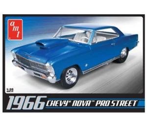 AMT 1:25 66 Chevy Nova Pro Street, #R2AMT636
