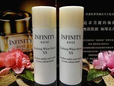 "☾2 PCS☽ KOSE INFINITY Realizing White Serum XX◆☾33mL☽◆~✰☾"" Anti-Spots SERUM ""☽✰"