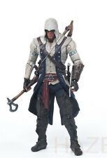"McFarlane Toys Assassin's Creed Ⅲ 3 Connor 15cm/6"" Action Figure Hot Loose"