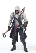 """Juguetes Mcfarlane Assassin's Creed 3 Connor 15cm/6 """"Figura de acción nueva Hot Loose"""