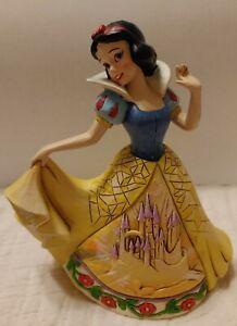 Disney Jim Shore Enesco Snow White Castle in the Clouds 4045243